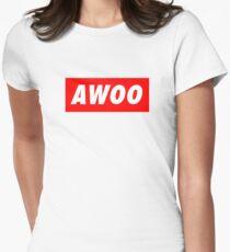 Camiseta entallada AWOO