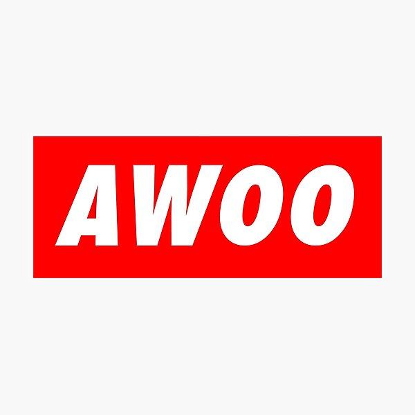 AWOO Photographic Print