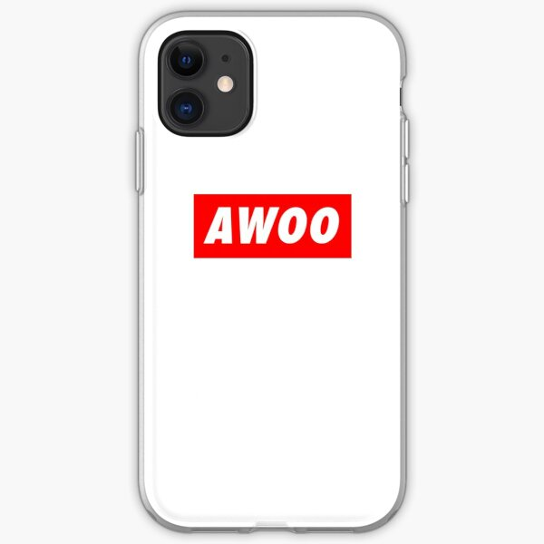 AWOO iPhone Soft Case