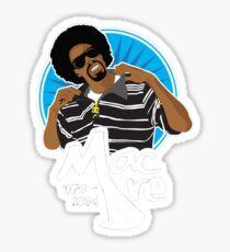Mac Dre R.I.P. Merchandise Sticker