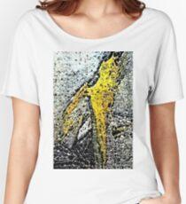 Kafka oil paint on Cement, digital version Women's Relaxed Fit T-Shirt