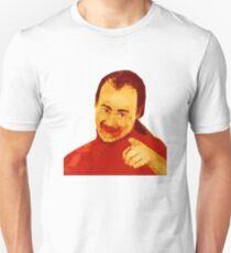 Low Poly Spagett Unisex T-Shirt