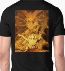 William Blake, The Number Of The Beast Is 666  T-Shirt
