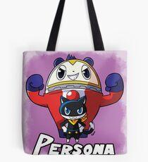 Mascot Characters Tote Bag