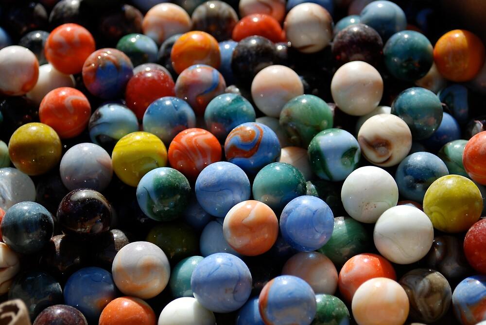 Marbles by Robert Baker