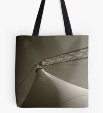 Crown Center Tent Tote Bag