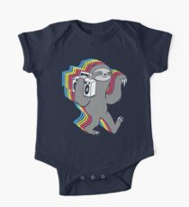 Slow Jams (Boombox Sloth)  Kids Clothes