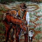 Levi, Pecos And Orson by Susan  Bergstrom