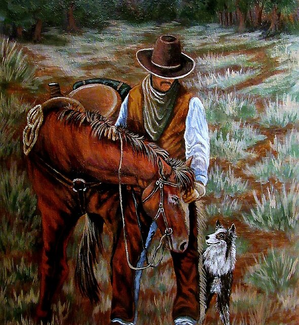Levi, Pecos And Orson by Susan McKenzie Bergstrom