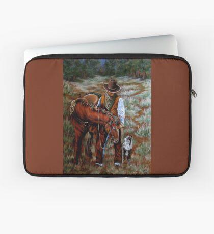 Levi, Pecos And Orson Laptop Sleeve