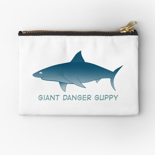 Giant Danger Guppy (Requin) Pochette