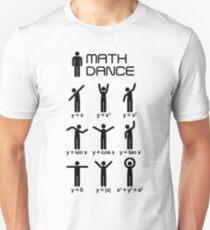 Mathetanz Slim Fit T-Shirt