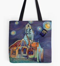 Doctor Who - Van Gogh Tote Bag