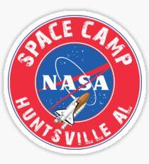 NASA Space Camp Huntsville Alabama Space Shuttle Rocket Astronaut Sticker