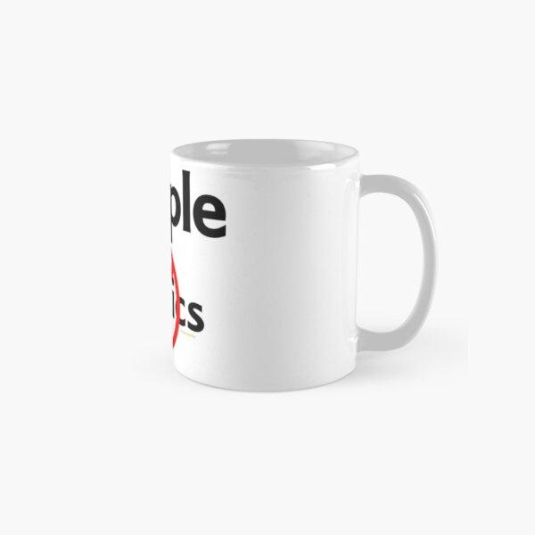 People Not Politics Classic Mug