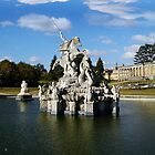 Perseus and Andromeda Fountain, Witley Court, Worcestershire, England by FieryFinn77