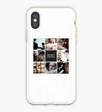 Aesthetic: Michael and Lincoln (Just have a little faith) iPhone Case