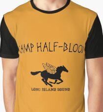 Camp Halfblood Graphic T-Shirt