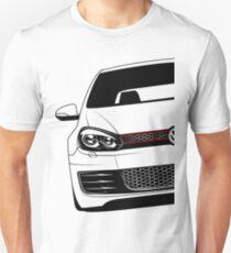 Golf MK6 GTI Shirts Best Design Slim Fit T-Shirt
