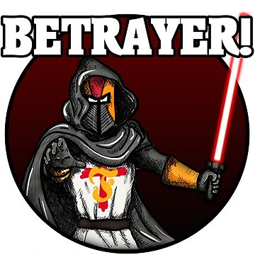 Betrayer by The-Fragnostic
