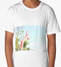 Wacky Wavy Inflatable Antics Long T-Shirt