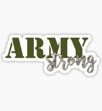 Armee stark - Greem / Digital Camo Sticker