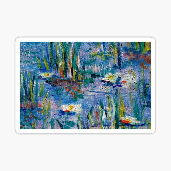 Monet Alley Sticker