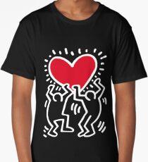 Keith Haring Love Long T-Shirt