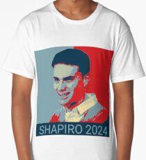 SHAPIRO 2024 Long T-Shirt