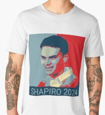 SHAPIRO 2024 Men's Premium T-Shirt