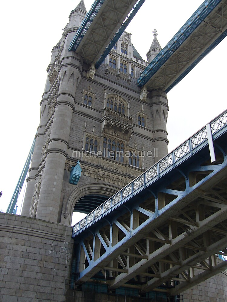 Tower Bridge...  London by michellemaxwell