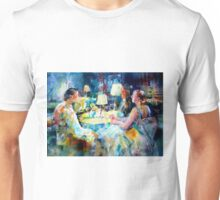Meeting Friends - Art Gallery 48 Unisex T-Shirt