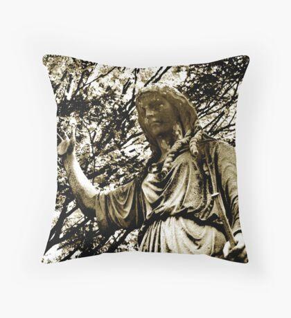 Angel 3 Throw Pillow