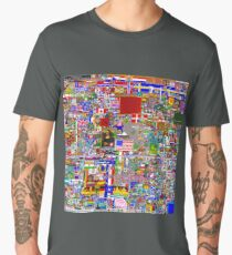 Reddit r/Place 10K Official r/TheFinalClean Cleaned Version – FINAL Revision (With Void) Men's Premium T-Shirt