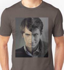 Norman Bates Through The Ages Unisex T-Shirt
