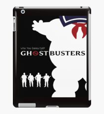 Cool Ghostbusters Poster - Cool Real Ghostbusters Art, Phonecase - Tees and More iPad Case/Skin