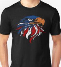 American Bald Eagle Flag T-Shirt