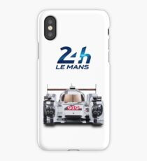Porsche and the 24 Hours of Le Mans iPhone Case/Skin