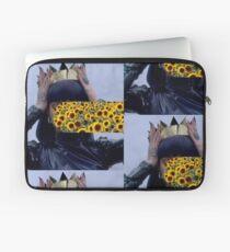 Sunflower Rihanna Laptop Sleeve