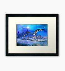 Fantasy Dragons Framed Print