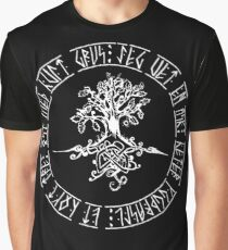Yggdrasil- Norse tree of life  Graphic T-Shirt