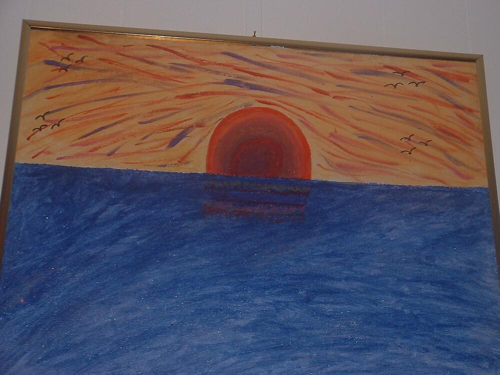 "The sun is going down"" by bfashton"
