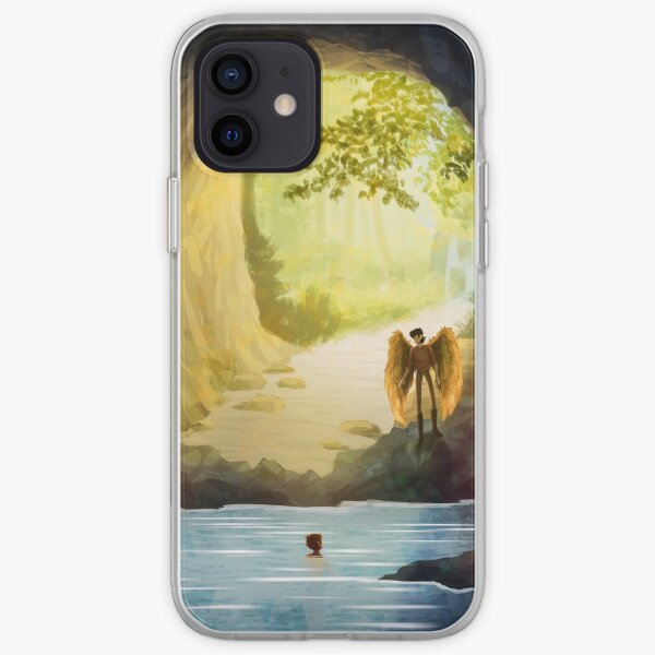 Water Cast iPhone Soft Case