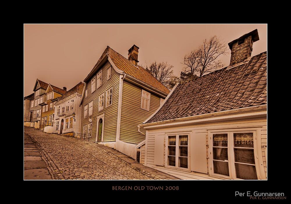 Bergen by Per E. Gunnarsen
