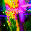 Psychedelic Dance  by Rosina  Lamberti