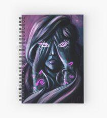 Loss of Sight Spiral Notebook