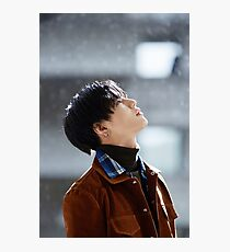 Taemin Photographic Print