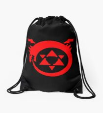 Homunculus Drawstring Bag