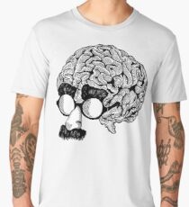 Comedy Brain Men's Premium T-Shirt