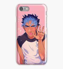 Sharp Boy squish iPhone Case/Skin